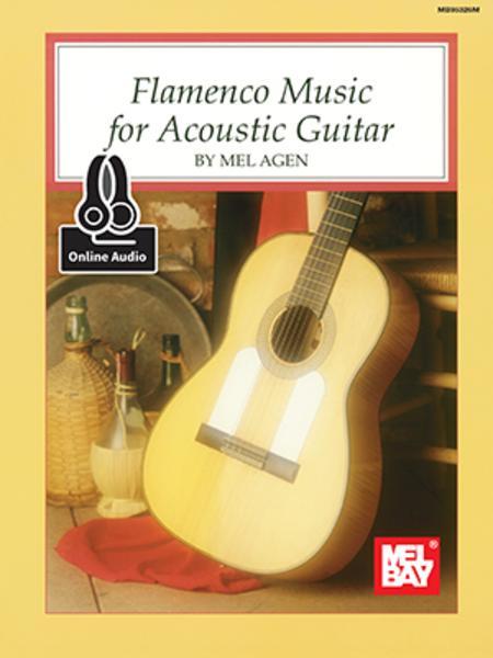 Flamenco Music for Acoustic Guitar