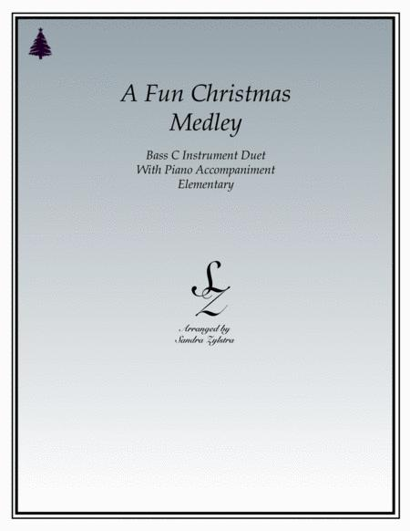 A Fun Christmas Medley