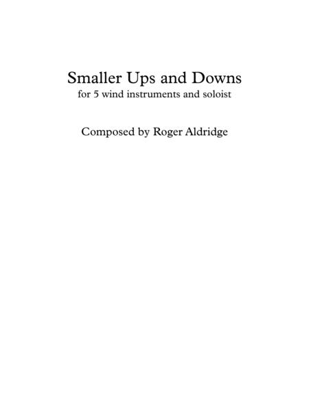 Smaller Ups And Downs