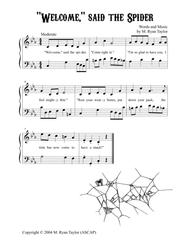 Thirteen for Halloween : Songs for Halloween Programs and Celebrations : Unison Voices and Piano : Includes Bonus Ukulele Edition