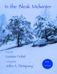 In the Bleak Midwinter (Flute and Piano Duet)
