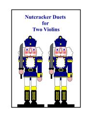 Nutcracker Duets for Two Violins