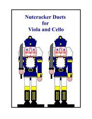 Nutcracker Duets for Viola and Cello