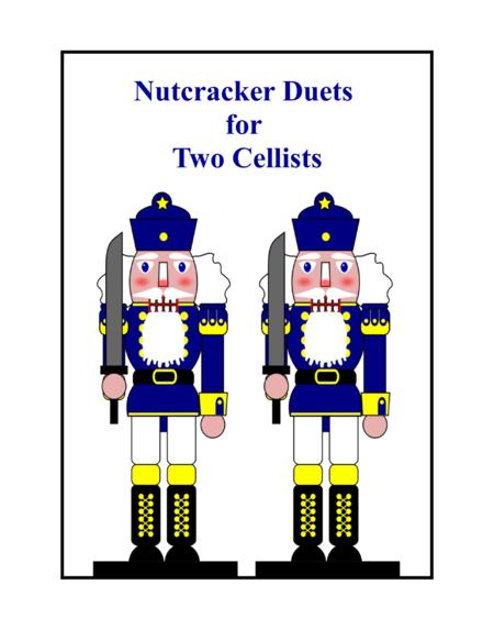 Nutcracker Duets for Two Cellists