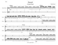 Hazard - Marching Snare Duet