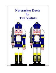 Nutcracker Duets for Two Violists