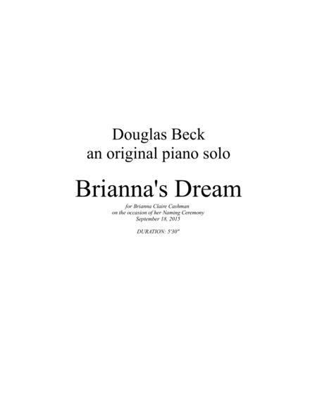 Brianna's Dream