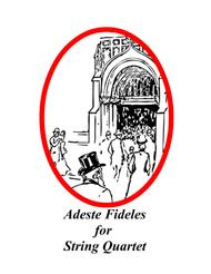 Adeste Fideles for String Quartet