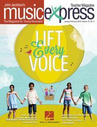 Lift Every Voice Vol. 16 No. 4
