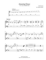 Amazing Grace - for 2-octave handbell choir