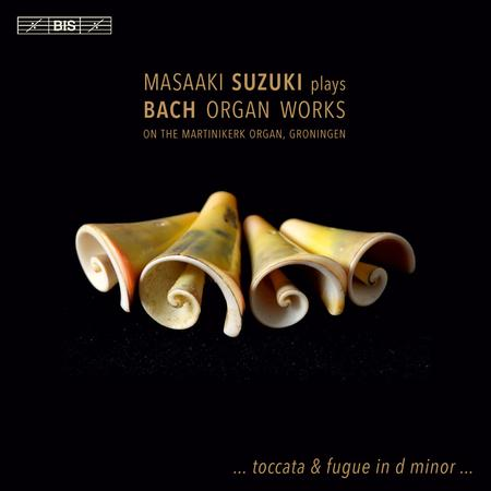 Bach: Organ Works, Vol. 1