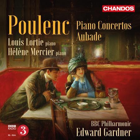 Poulenc: Piano Concertos & Aubade