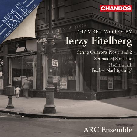 Jerzy Fitelberg: Chamber Works, Vol. 2