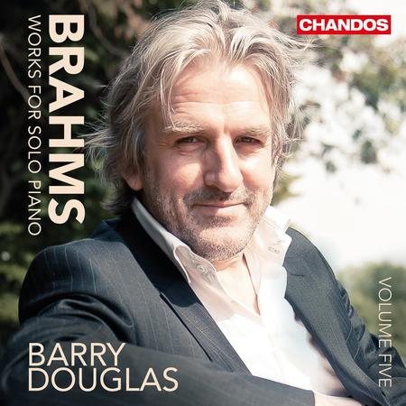 Brahms: Works for Solo Piano, Vol. 5