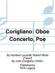 Corigliano: Oboe Concerto, Poe