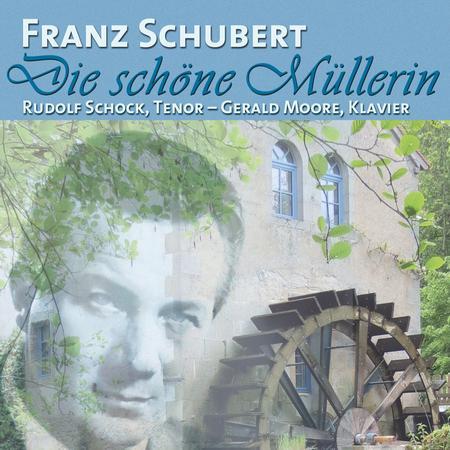 Rudolf Schock sings Franz Schubert