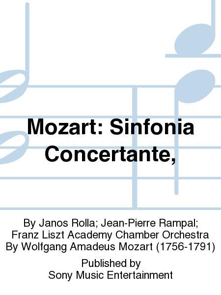 Mozart: Sinfonia Concertante,