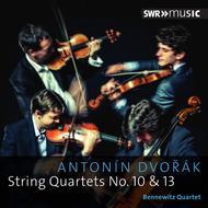 Dvorak: String Quartets No. 10 & 13