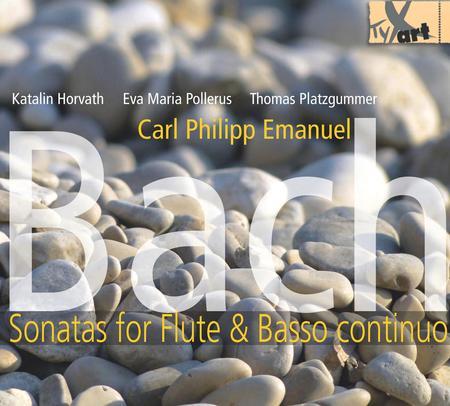 Bach: Sonatas for Flute & Basso Continuo