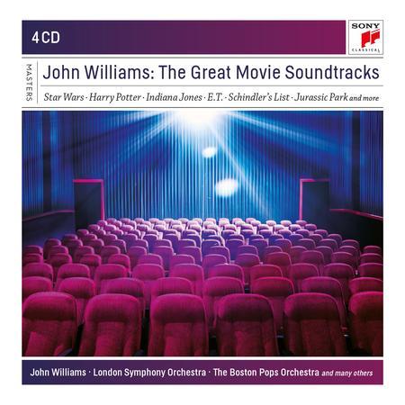 John Williams: Great Movie Soundtracks [Box Set]