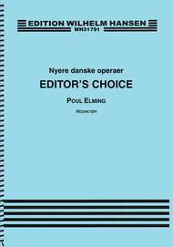Editor's Choice: Modern Danish Opera