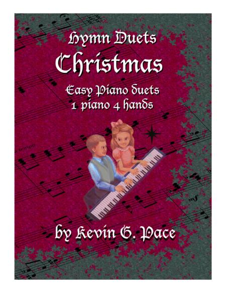 Hymn Duets - Christmas: One piano, four hands