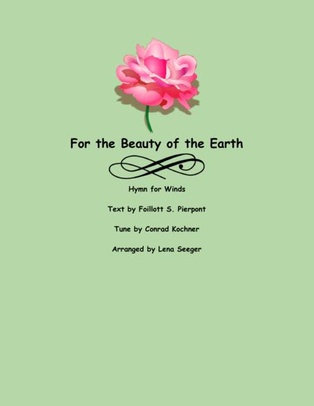For the Beauty of the Earth (Wind Quartet)