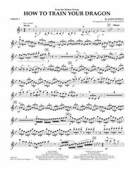 Download how to train your dragon violin 1 sheet music by john how to train your dragon violin 1 ccuart Gallery