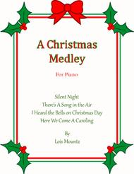 Christmas Medley for Piano