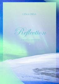 Reflection for Viola and Piano