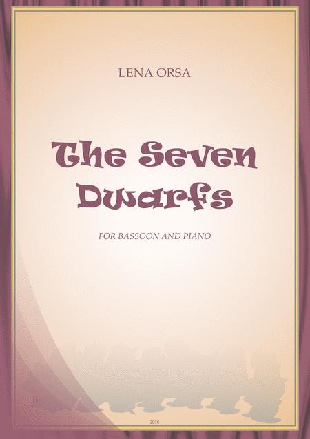 The Seven Dwarfs for Bassoon and Piano