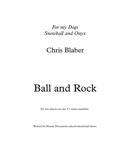 Ball and Rock