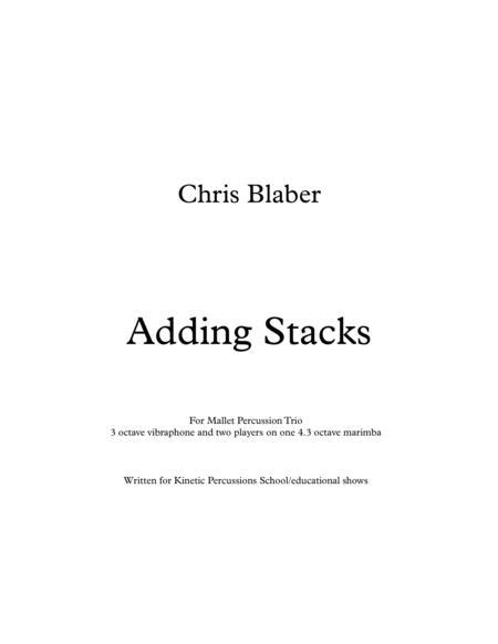 Adding Stacks