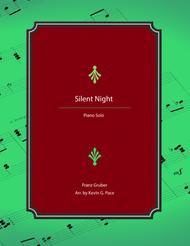 Silent Night - advanced piano solo