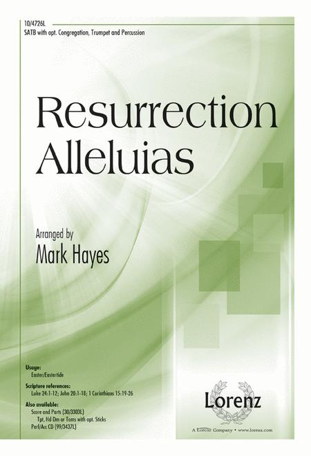 Resurrection Alleluias