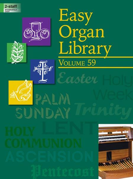 Easy Organ Library, Vol. 59