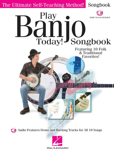 Play Banjo Today! Songbook