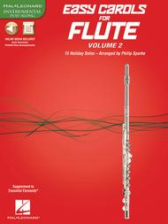 Easy Carols for Flute, Vol. 2