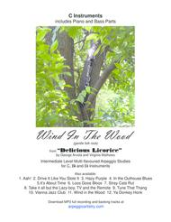 Wind in the Wood, for flute, recorder, violin, C instruments.