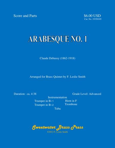 Arabesque No. 1