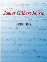 BEECHER (Love Divine, There's A Wideness)