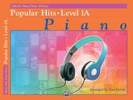 Alfred's Basic Piano Library Popular Hits, Book 1A