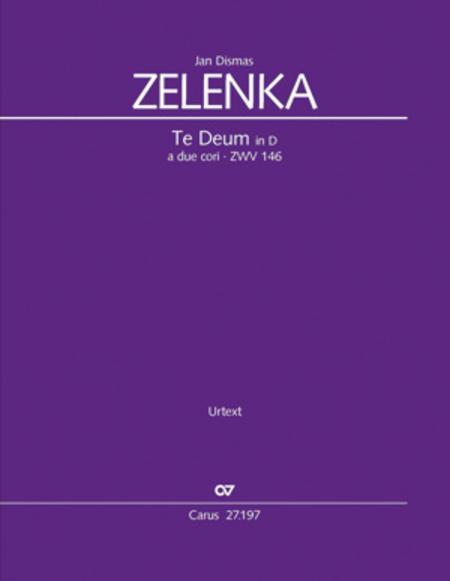 Te Deum in D a due cori