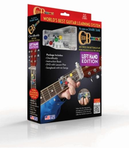 ChordBuddy Left-Handed Guitar Learning Boxed System
