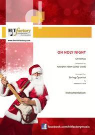 Oh holy night - Cantique de Noël - Christmas Song - String Quartet