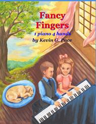 Fancy Fingers: Easy Sacred Piano Duets