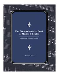 The Comprehensive Book of  Modes & Scales for Piano & Keyboard players