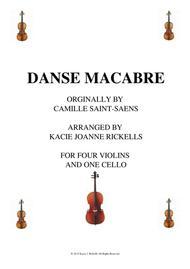 Danse Macabre - String Quintet