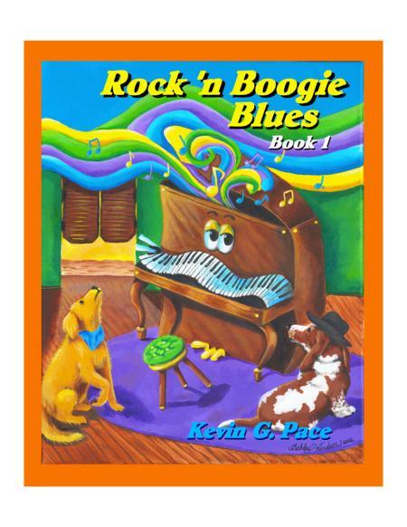 Rock 'n Boogie Blues Book 1