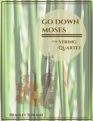 Go Down Moses - String Quartet